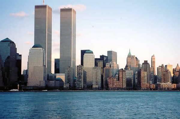 Manhattan Les Tours Jumelles